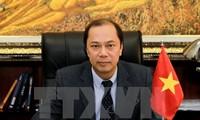 Réunion d'officiels de haut rang de l'ASEAN à Manille