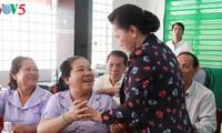 Nguyen Thi Kim Ngan rencontre l'électorat de Ninh Kieu (Can Tho)