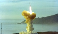 Les États-Unis procèdent à un test de missile intercontinental