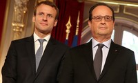 La passation de pouvoir entre Hollande et Macron aura lieu dimanche