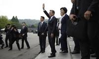 Moon Jae-in, le nouveau président sud-coréen a prêté serment