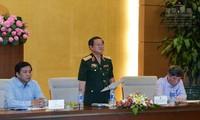 Do Ba Ty rencontre des anciens combattants de la province de Thai Binh