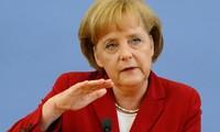 Merkel: le temps de la confiance avec les Etats-Unis est «quasiment révolu»