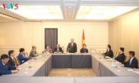 Presse américaine: La visite du PM Nguyên Xuân Phuc devrait dynamiser la coopération bilatérale