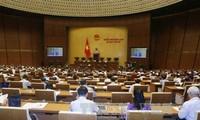 Établir 16 projets de loi supplémentaires pour répondre au développement du pays