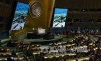 Le chef de l'ONU appelle à sauver les océans