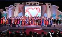 Un millier d'artistes au concours de chant choral de Hoi An
