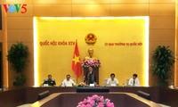 Tong Thi Phong rencontre des personnes prestigieuses de Lang Son