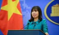 Réaction du Vietnam au discours du président sud-coréen