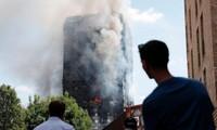 Ce que l'on sait de l'incendie meurtrier dans un immeuble de 24 étages à Londres