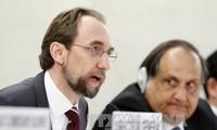 """Le Haut-commissaire aux droits de l'homme """"alarmé"""" par la crise du Golfe"""