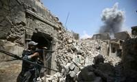 À Mossoul, l'Irak annonce «la fin de Daech»