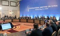Syrie: une cinquième session de pourparlers s'ouvre à Astana
