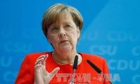 Merkel s'attend à un G20 difficile avec Trump