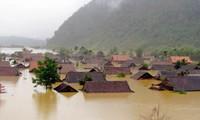 Crues: 8 morts et disparus dans les provinces montagneuses du Nord