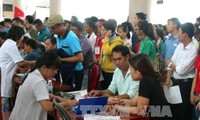 L'Itinéraire Rouge collecte 1.200 unités de sang à Khanh Hoa