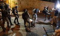 De nouveaux heurts entre Palestiniens et policiers israéliens à Jérusalem