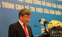 Le Vietnam s'engage à atteindre les Objectifs de Développement durable