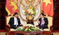 Porter la valeur du commerce Vietnam-Sri Lanka à 1 milliard de dollars