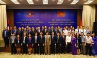55 ans de relation Vietnam-Laos: en avant la coopération en termes de travail et de société