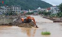 Tout mettre en œuvre pour réparer les dommages des pluies et des crues