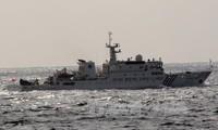 Deux bateaux chinois entrent dans les zones territoriales du Japon