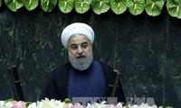 L'Iran menace de sortir de l'accord de 2015 en cas de nouvelles sanctions américaines