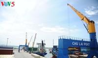 Le port de Chu Lai-  le centre logistique du Centre