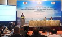 Colloque international sur le maintien de l'ordre en mer