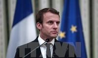 France : le premier budget du quinquennat d'Emmanuel Macron