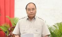 Nguyen Xuan Phuc appelle Hau Giang à développer une agriculture intelligente