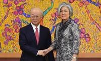 Pour le chef de l'AIEA, le 6ème essai nucléaire nord-coréen constitue une «nouvelle menace»
