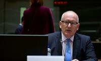 Frans Timmermans: il est grand temps de dialoguer en Catalogne