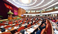 Des commentaires positifs sur le discours d'ouverture du 6ème plénum du CC du PCV