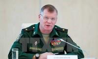 L'armée russe accuse les Etats-Unis de « soutenir » le groupe Etat islamique