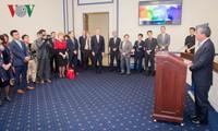 Un groupe parlementaire chargé de l'APEC voit le jour aux Etats-Unis