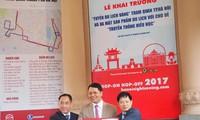 Une visite commentée du temple de la littérature et du musée de beaux arts à Hanoi