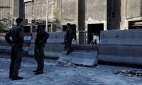 Syrie: le siège de la police à Damas visé par un triple attentat-suicide