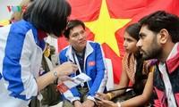 La culture vietnamienne à l'honneur au festival mondial de la jeunesse et des étudiants
