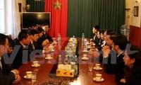 Négociations de l'accord vietnamo-tchèque sur l'entraide judiciaire en matière pénale