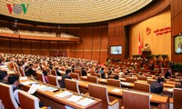 Les députés adoptent la résolution sur la répartition du budget de 2018