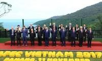 APEC 2017: l'opinion internationale apprécie le rôle du Vietnam