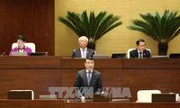 Le gouverneur de la Banque d'Etat répond aux questions des députés