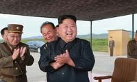 Kim Jong-un : les sanctions «rendent l'esprit des travailleurs nord-coréens encore plus fort»