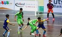 Ouverture de la finale de la Coupe nationale de futsal HDBank 2017