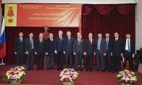 Le Vietnam remet l'Ordre de l'Amitié aux dirigeants du service de sécurité russe