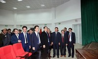 Inauguration du complexe du poste-frontière de Cau Treo-Quoc Mon (Ha Tinh)