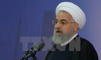 """Crises au Moyen-Orient: l'Iran prône un """"dialogue"""" régional sans interférences"""