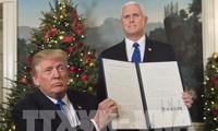 Les Etats-Unis reconnaissent Jérusalem comme capitale d'Israël