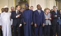 Emmanuel Macron obtient un soutien accru pour le G5 Sahel